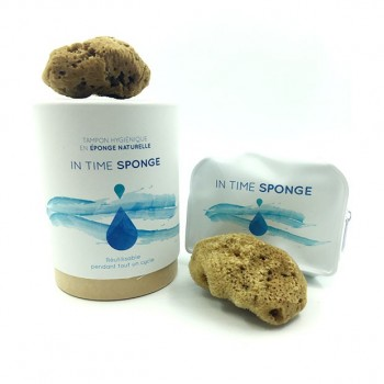 2x Sea Sponge Sanitary Tampons - In Time Sponge