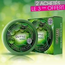 2+1 Gratuit : Crème aux oeufs de fourmis 150 ml anti-poils Gutto Natural