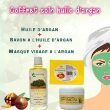 Argan Oil Ultra Nourishing SET