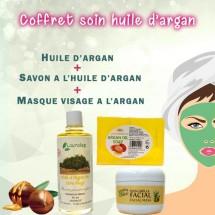 Coffret soins à l'Argan, hydratant et nourrissant