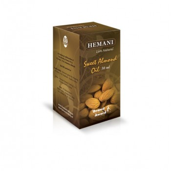 Sweet almond oil, nourishing and anti-aging - Hemani