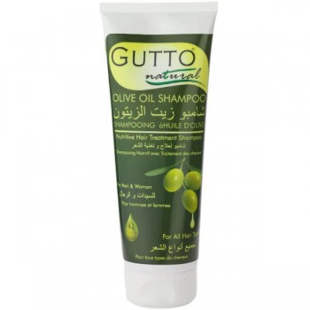 Shampoing à l'huile d'Olive - GuTTo