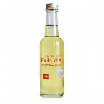 Garlic oil for hair regrowth 250 ml - Yari
