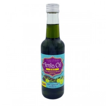 Amla, Shikakai, Brahmi oil for hair growth 250 ml - Yari