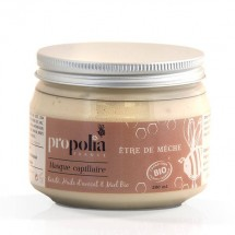 Organic capillary mask - Shea butter/Avocado/Honey - Propolia