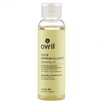 Organic cleansing oil with sweet almond oil, sesame oil - Avril