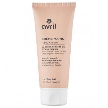 Crème pour les mains Bio - Beurre de Karité - Avril