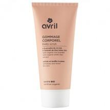 Gommage corporel bio - Avril