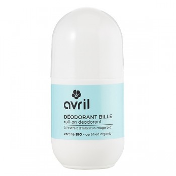 Organic Deodorant with Aloe Vera - Avril