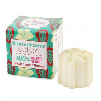 Vegan Solid Cocoa Butter - Lamazuna