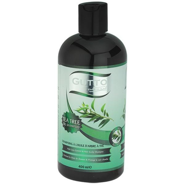 shampoing l 39 huile d 39 arbre th gutto natural. Black Bedroom Furniture Sets. Home Design Ideas