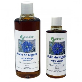 Extra virgin black seed oil - Lauralep