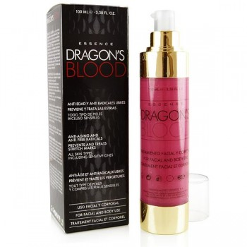 Organic Dragon's Blood Essence Face and Body Milk