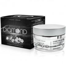 Organic Diamond Cream 0.05 Carats - 10 effects - Luxury Cream
