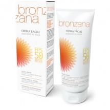 Crème solaire SPF 50 activateur de bronzage - Bronzana