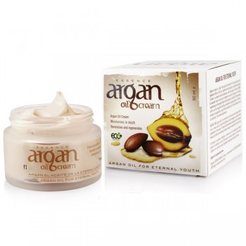 Organic Argan Oil Cream - Argan Oil Essence