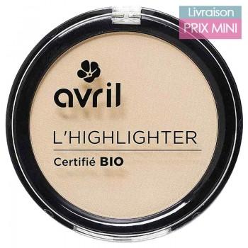 Organic Highlighter - Avril