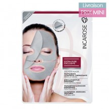 Masque en Argent (Silver Mask), Soin Visage Illuminateur - Incarose