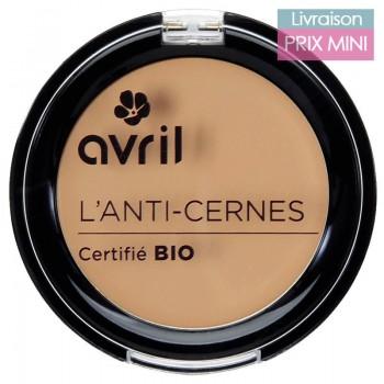 Organic Creamy Concealer - Jojoba oil - Avril