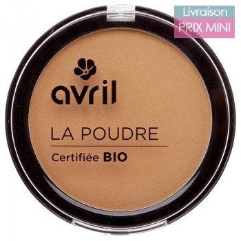 Organic Bronzing Powder - Pomegrenate extract - Avril