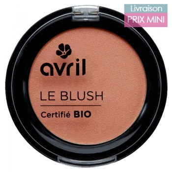 Blush - Fard à joues bio - Avril
