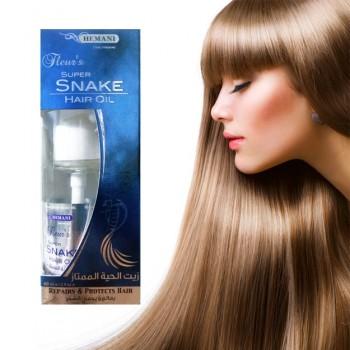 Sérum capillaire - Huile de serpent pour cheveux - Hemani