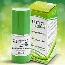 Huile 50 ml, GUTTO, aux oeufs de fourmis, réductrice de pilosité
