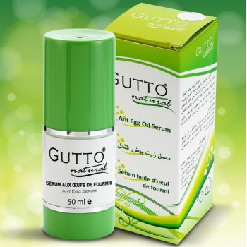 Ant eggs oil 50 ml GUTTO, hairiness reductor