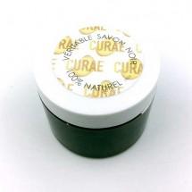 100% natural black soap, 150g