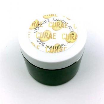 Véritable savon noir 100% Naturel 150g - Curae