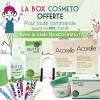 Box Cosmeto 2017 - Coffret épilation