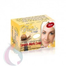 Snail soap with herbal extracts 100g - Hemani